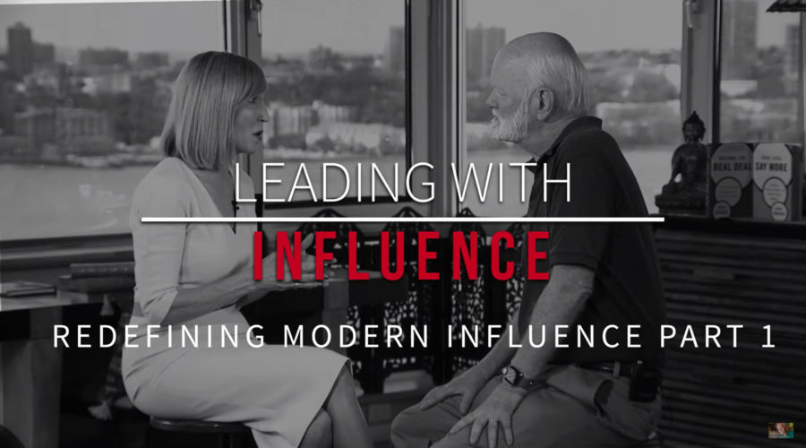 Leading with Influence: Connie Dieken & Marshall Goldsmith Part. 1